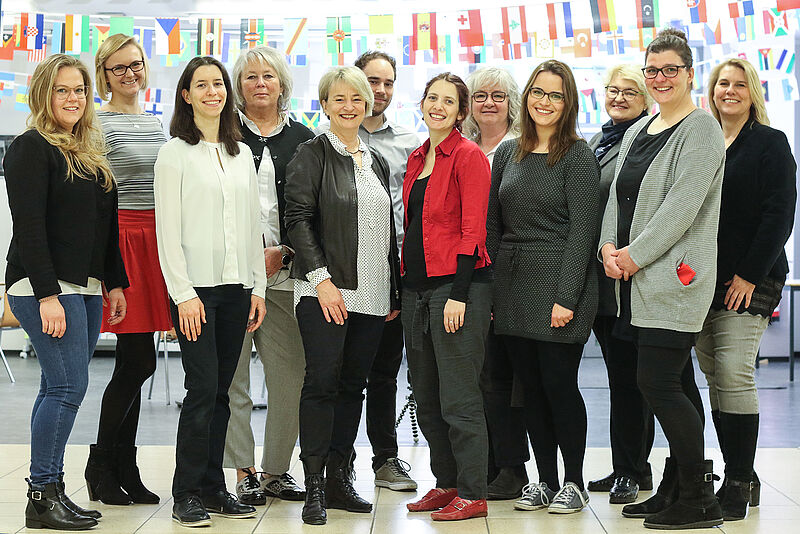International Office bietet großes Kursangebot in der vorlesungsfreien Zeit