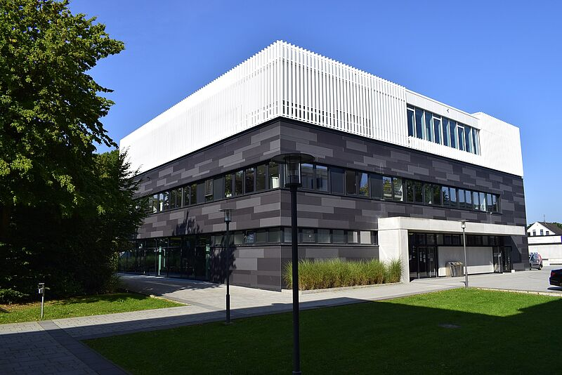 Aufenthaltsqualität am Campus Oldenburg erhöht