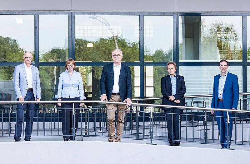 Neue Geschäftsverteilung im Präsidium der Jade Hochschule