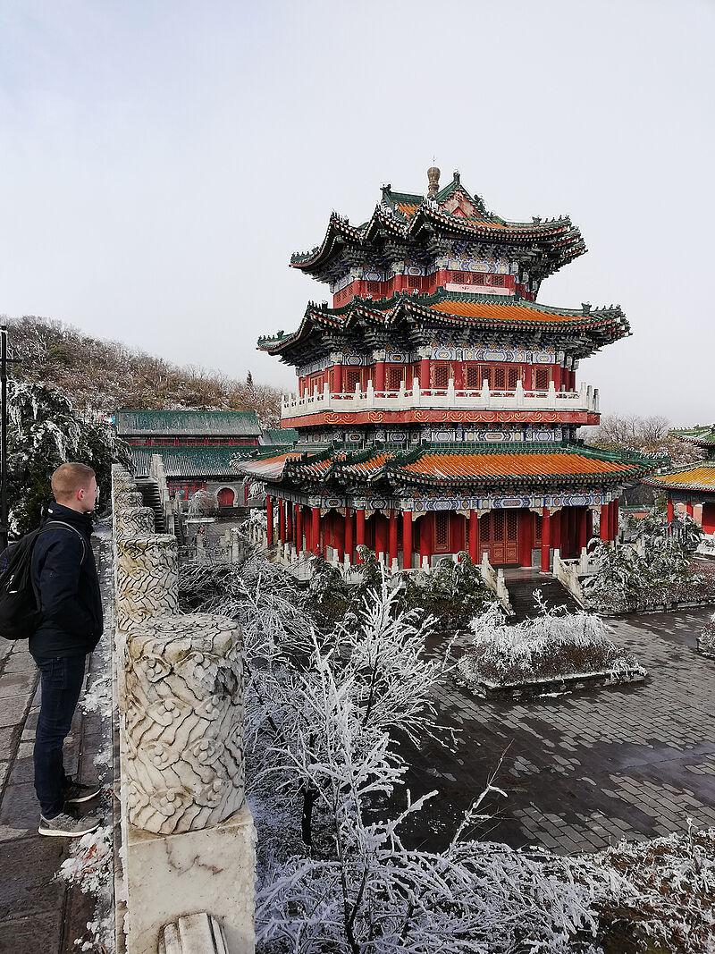 Auslandssemester in Hefei