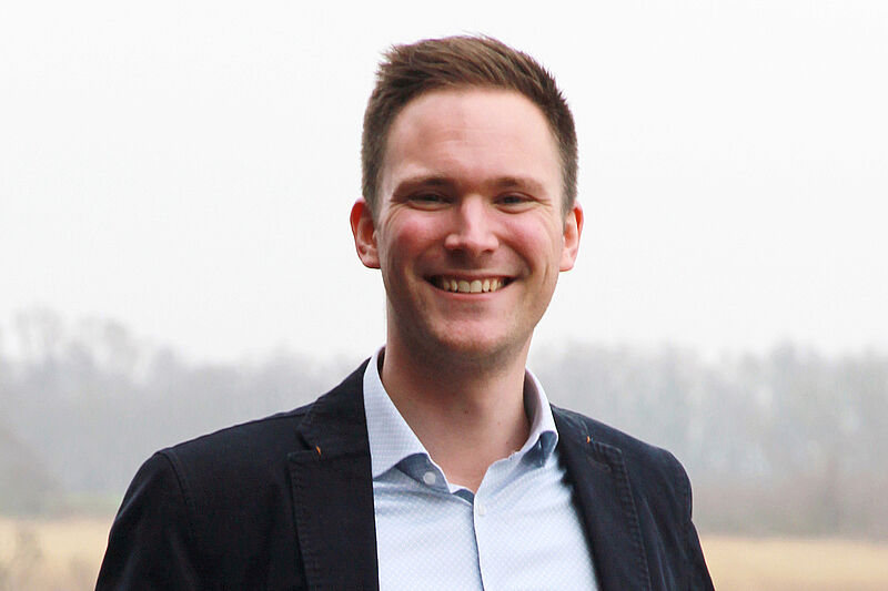 Dr. Christian Denker an die Jade Hochschule berufen