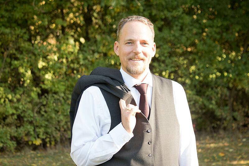 Dr. Tim Nieberg an die Jade HS berufen