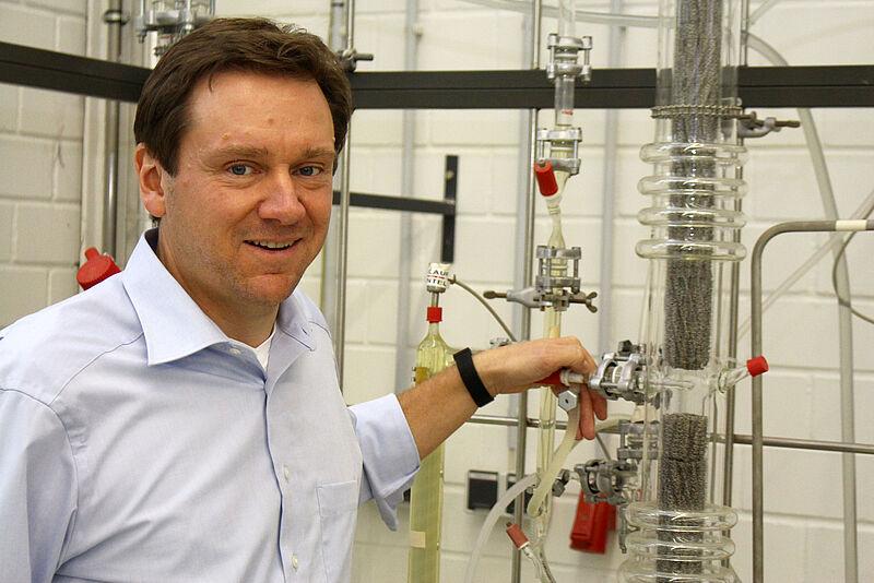 Dr. Carsten Tscheuschner an die Jade Hochschule berufen