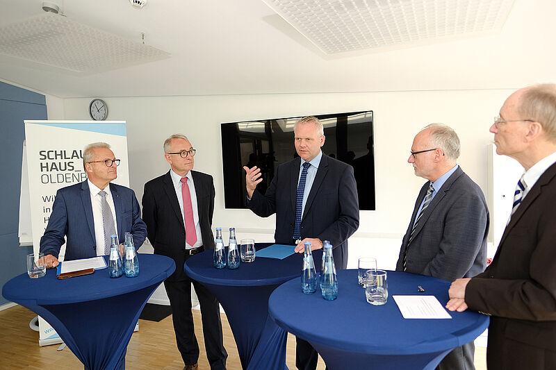 Rund 2,25 Millionen Euro für gemeinsames Vorhaben von Jade HS, Universität Oldenburg und HS Emden/Leer