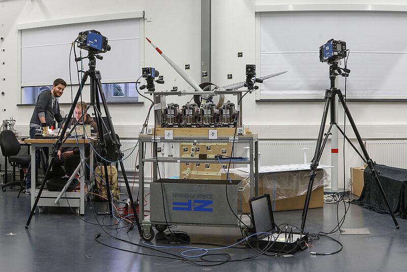Ein Labor für die Vermessung der Welt