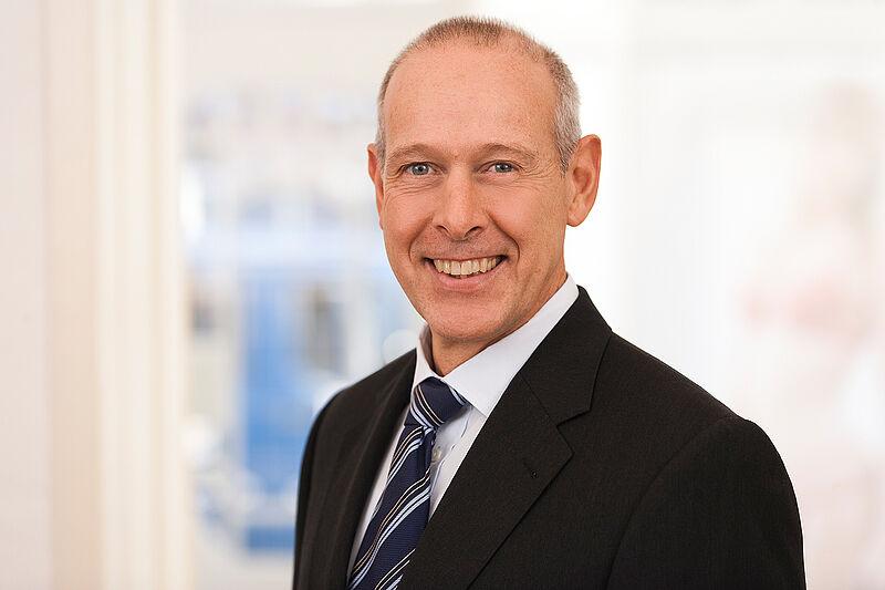 Prof. Dipl.-Ing. Harry Wirth neuer geschäftsführender Direktor des Instituts für Mess-und Auswertetechnik (IMA)