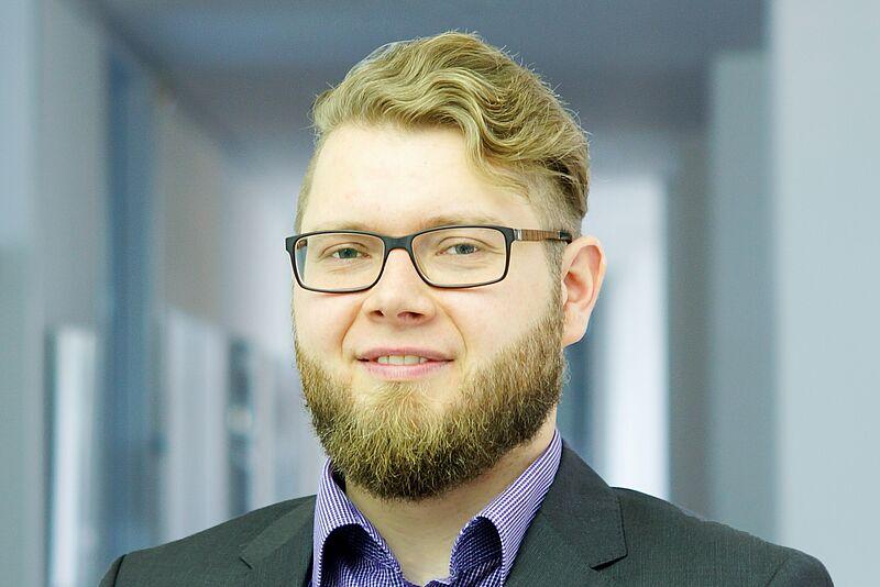 Dr. Sebastian Rohjans an die Jade Hochschule berufen