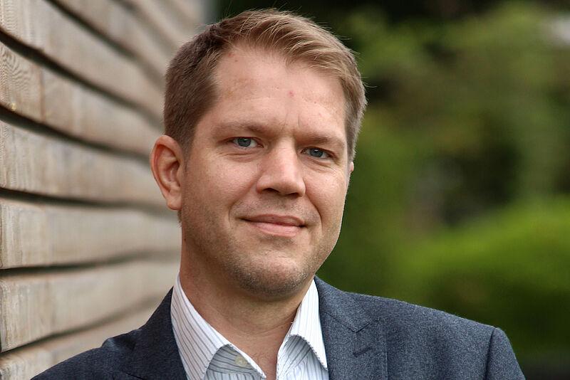 Dr. Nick Rüssmeier an die Jade Hochschule berufen