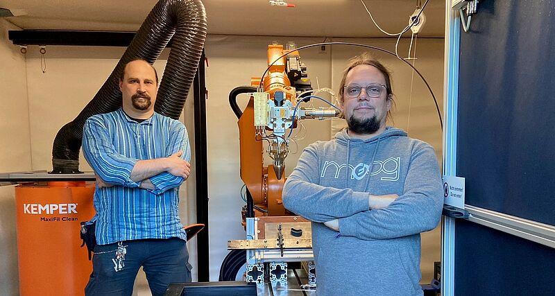 Voll Laser – Der Wissenschaftspodcast