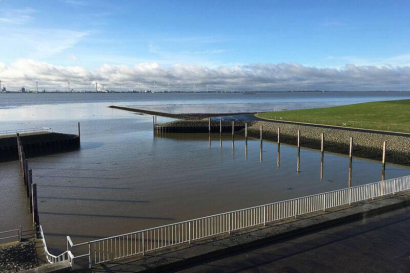 Ostfriesland im Klimawandel: Starkregen, Hochwasser, Sturmflut