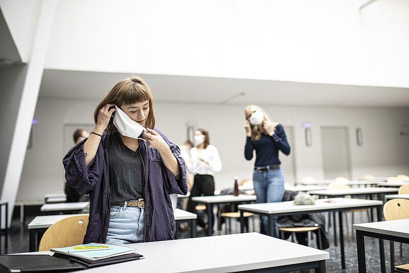 Jade Hochschule will Präsenzlehre weitgehend ermöglichen