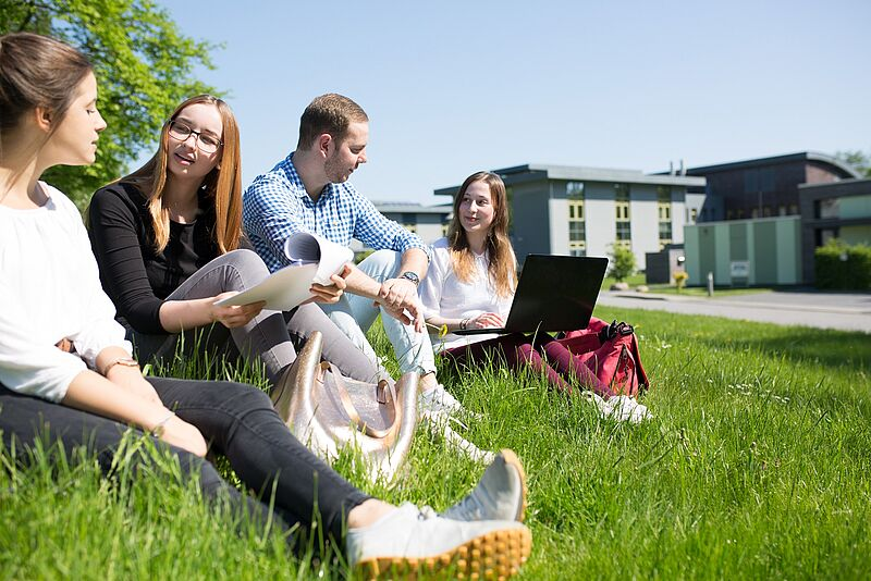 Rund 13,6 Millionen für den Mensa-Neubau mit integriertem Beratungszentrum für Studierende