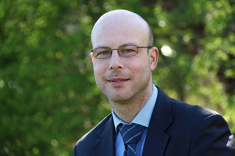 Dr. Bernhard Köster an die Jade Hochschule berufen