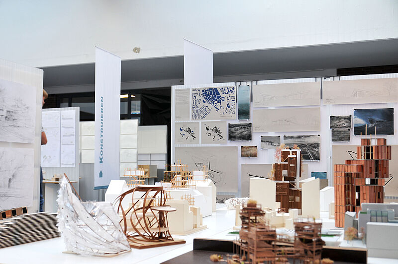 """""""Best of""""-Jahresausstellung Architektur zieht ins Schlaue Haus"""
