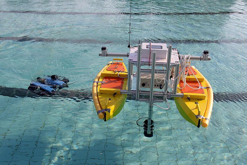 Wissenschaftler der Jade Hochschule entwickeln autonome Unterwasserfahrzeuge