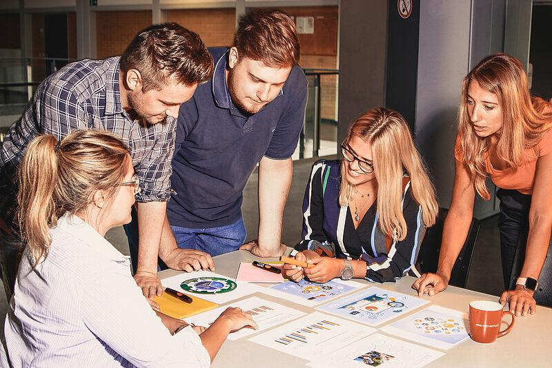 Innovative Gründungen aus der Jade Hochschule fördern