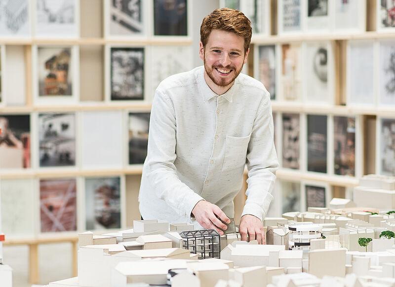 Neuer Studiengang: Urban Design: Stadt – Land –Entwerfen