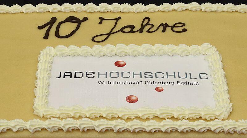 Jubiläumsfeier: Zehn Jahre Jade Hochschule