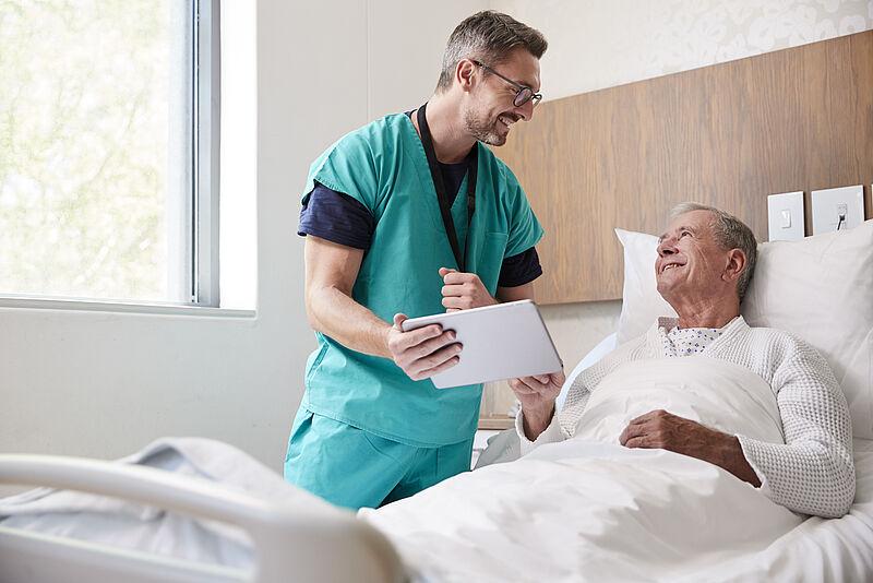 Jade Hochschule bietet neuen Studiengang Angewandte Pflegewissenschaft