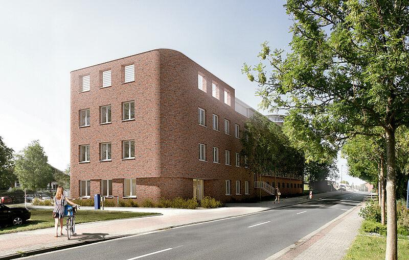 Grundstein für neues Forschungszentrum gelegt