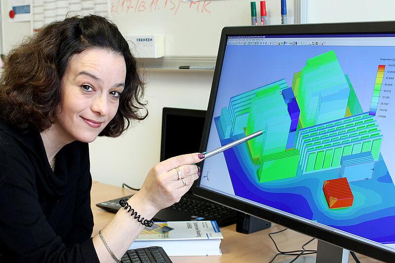 Jade Hochschule entwickelt mikrotechnische Systeme weiter