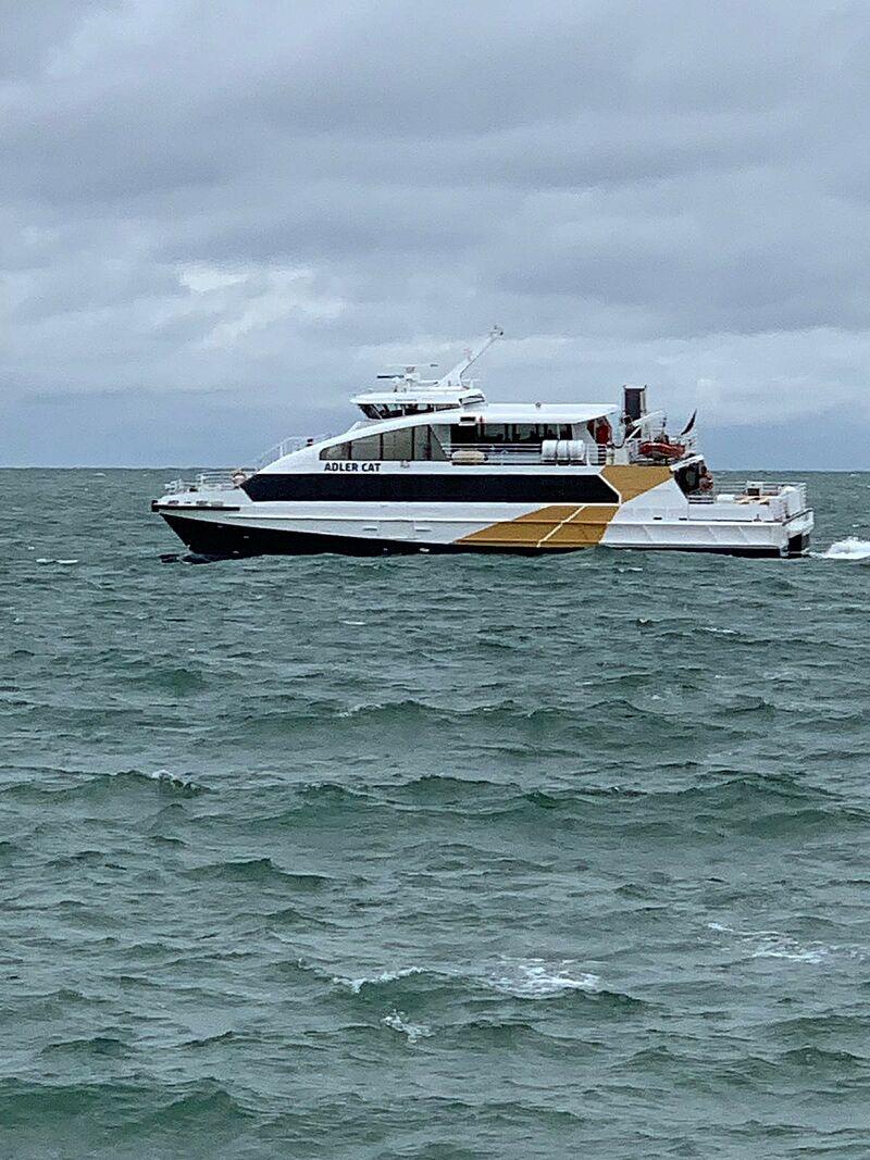 Offshore-Logistik hautnah