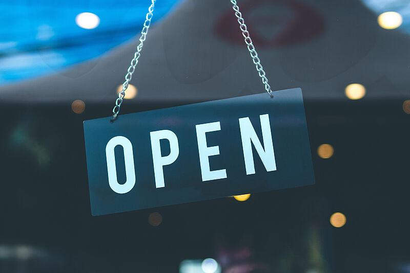 Corona: Gebäude wieder für Bedienstete und Studierende geöffnet