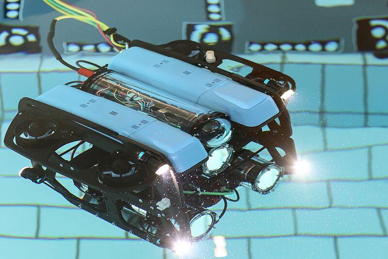 Neues Unterwasser-Kamerasystem für die Meeresforschung